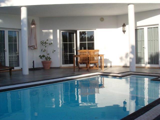 Pool and terrace - Villa Puerto del Carmen, Puerto del Carmen, Lanzarote